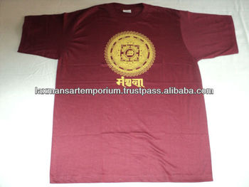 buddha designs printed t-shirts new model