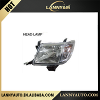 hot sale Toyota Hilux VIGO 2012 head lamp car spare parts