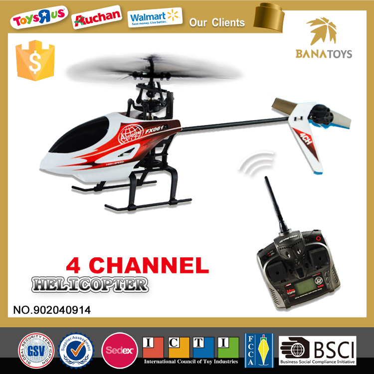 2016 BANA Most Popular High Speed Radio Remote Control Helicopter