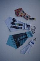 Innovative Keychains in Microfibers