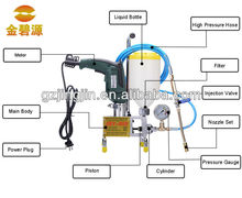 High pressure Polyurethane injection Machine/pu foam/ epoxy resin grouting machine for Waterproof