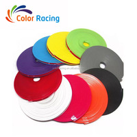 Hot selling popular car wheel protector decoration 8m length