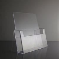 8.5 X 11 Acrylic Literature Document Brochure Holder