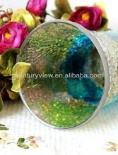 glass mosaic vase gorgeous designs vases