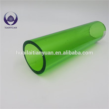 Pyrex Borosilicate Glass Tube With Heavy Wall Thickness
