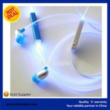 OEM made in china new product headphone with feather