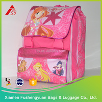 factory student Polyester School bag wholesale japan hot school girl bag