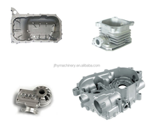 aluminium die casting parts customized foundry Precision CNC Machined Motorcycle Engine parts