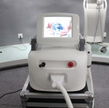 2017 new hair removal beauty machine ipl+ e-light(IPL+RF)+shr