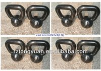 22kg cast iron kettle bells with smooth surface