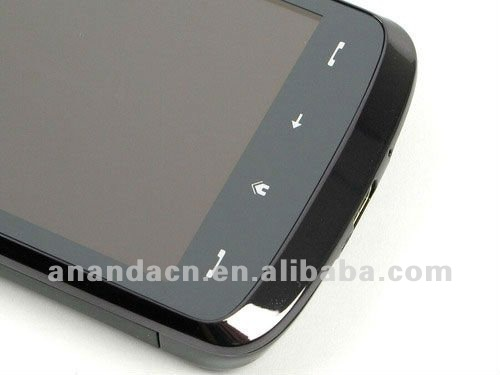 Original unlocked Touch HD Blackstone T8282 T8285 3G Windows Mobile 6.5 smart phone GPS WIFI Russian Spanish