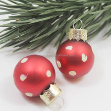 christmas factory direct supply 2015 glass ball christmas tree decoration