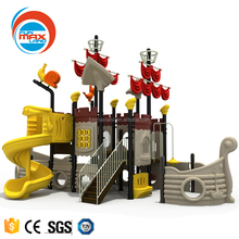 Ship series outdoor playground equipment or children's gym sets for sale
