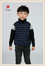 windproof ultrathin portable down jackets for kids
