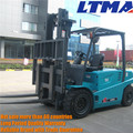 Chinese environmentally friendly forklift 5 ton battery operated forklift electrical