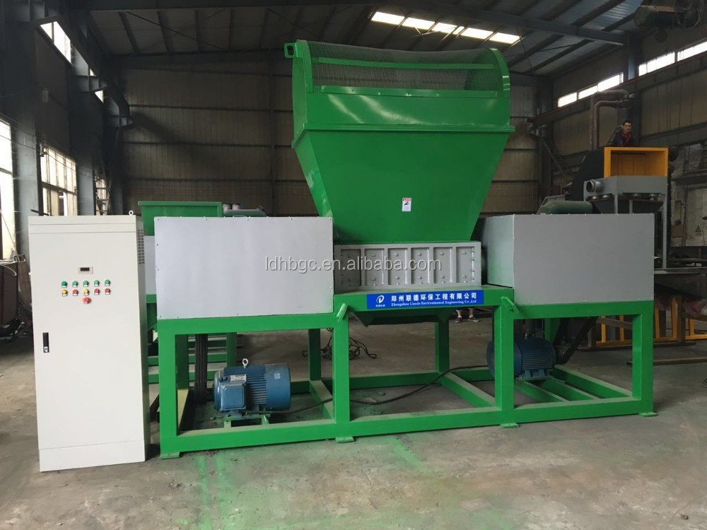 Strongly Recommended Tire Shredder Machine in Stock for Sale