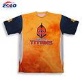 Directly factory custom made fully dye sublimated lacrosse shooting shirts