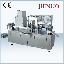 Automatic Syrup honey jam ketchup shampoo Liquid Blister Packing Machine