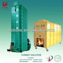 Low Temperature Corn Drying Plant