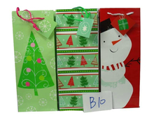 2015 Promotional Produced Christmas Gift Paper Bag