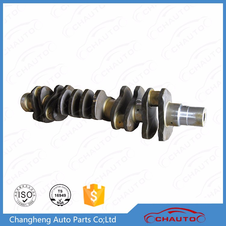 Low price car engine crankshaft The China excellent crankshaft production company