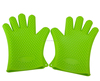 Private Label BBQ Grilling Use Silicone Heat Resistant Glove