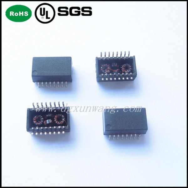 10/100BASE-T SMT LAN Filter Module magnetic Transformer