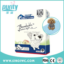 non woven fiber surgical nonwoven disposable pet training pad
