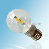 New G50 Filament LED Bulb E27 1.2w