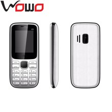 1.77 inch Quad band GSM non camera Low price china mobile phone V3