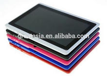 china new arrvial colorful wholesale import tablet pc for kids