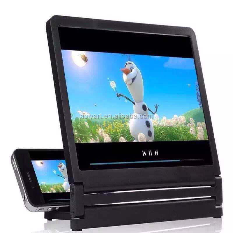hot sale mobile phone screen magnifier