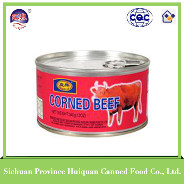wholesale nutrition healthy food canned beef luncheon meat