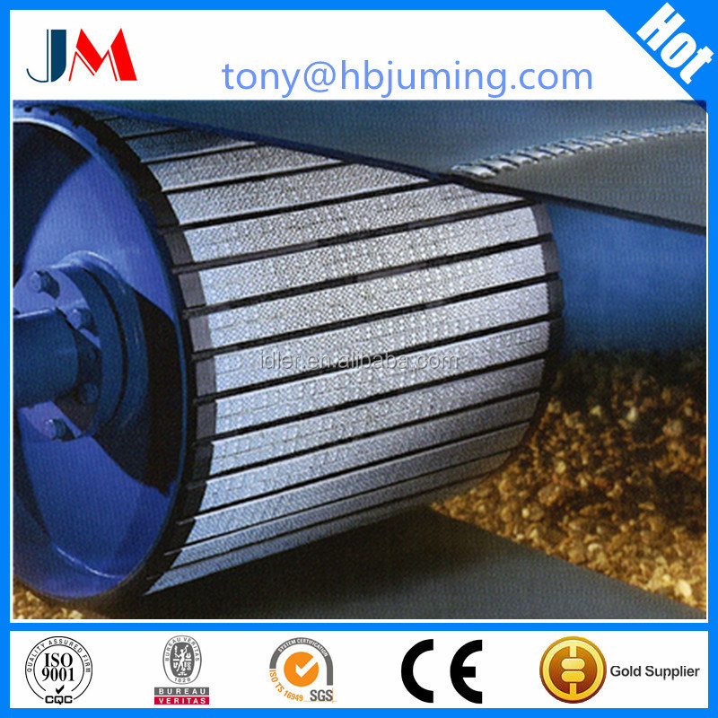 2015 New Tech Good Conveying Capacity Conveyor V- belt Pulley