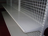 Grid Panel - Chrome for wall Wire Shelving Accessories