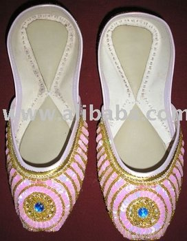 Ladies Beaded Sandle