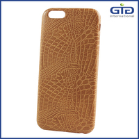 Multi Designs TPU PU Lizard Leather OEM Customized Case for iPhone 6 4.7""