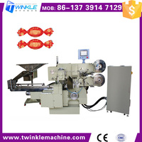 TKF608 FULL AUTOMATIC CANDY DOUBLE-TWIST PACKING MACHINE