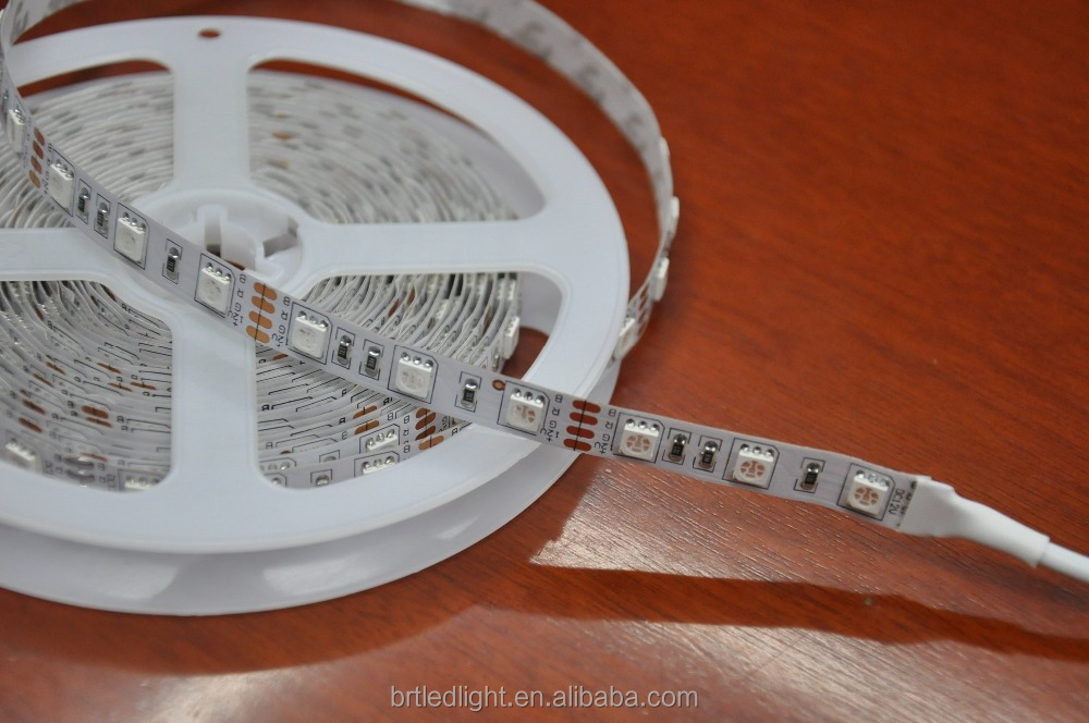 SMD5050 waterproof uv led strip light ip68 led strip