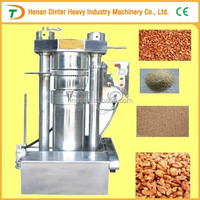 Cold Press Oil Extraction line Machine/Hydraulic Oil Press Machine