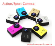 Wifi Action Camera/DV Full HD 720P 1080P 4K Waterproof Sport Camera