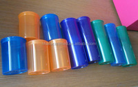 PP Material Small Plastic Medical Container,Medical Packing Vial,Semi Clear Bottle
