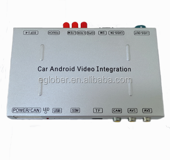 NEW Renault Megane 7.0 inch Car Video Integration with Android 5.1