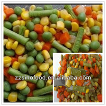 Chinese Food Canned Mixed Vegetable in Canned Food Factory