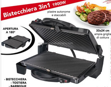 2015 hot sale 180 degree open electric grill with detacheable plate