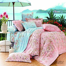 100%cotton hot sale bedding set for Asian countries