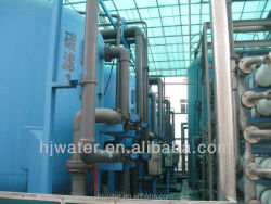 30T RO and EDI water demineralization plant demineralized water machine HJ-AGT11