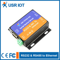 USR-TCP232-410 Serial to Ethernet RJ45 Converter RS232 RS485 to TCP/IP Server