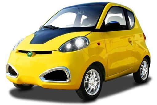 China shandong made eec electric car for France