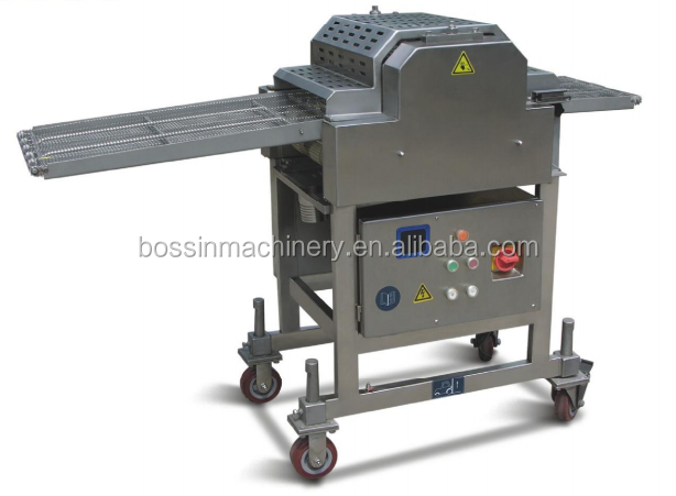 Chicken breast,pork,beaf sirloin ,fish fillet electric Meat Tenderizer machine NH400
